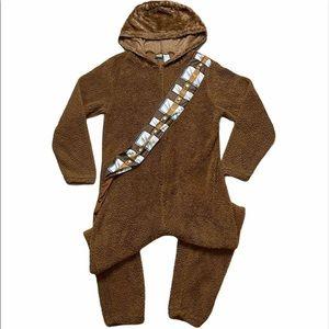 Star Wars Chewbacca onesie